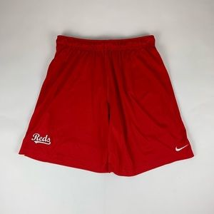 Cincinnati Reds MLB Nike Dri Fit Shorts